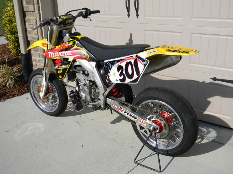 Anyone have any pics of their RMZ 450? [Archive] - Page 2